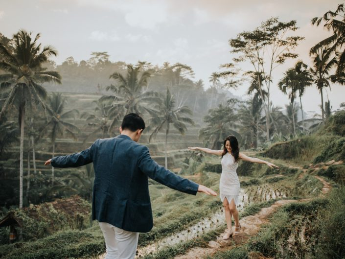 BALI PREWEDDING | SEAN AND STACY