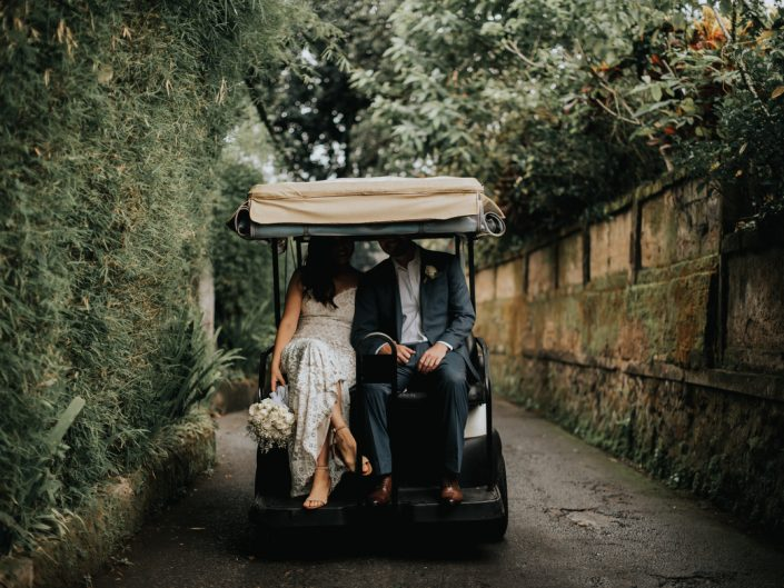 ELOPEMENT WEDDING | ERIC AND CLARISSA