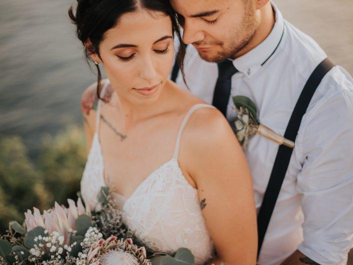 ELOPEMENT WEDDING || TAMATI & BIANCA