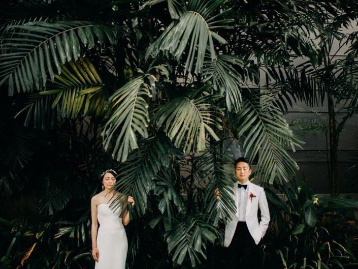 POST WEDDING | SHIHO & APRIL