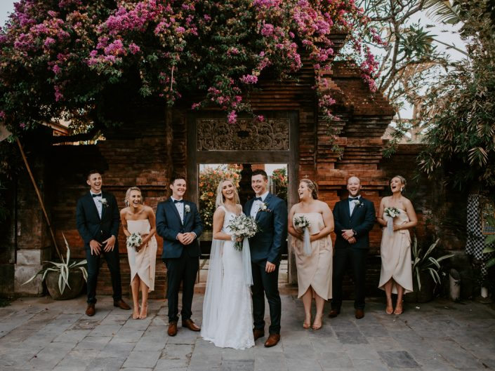 BALI WEDDING | MICHAEL & MANDY